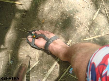 масайские шлёпки:)