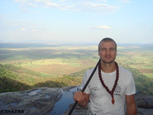 Кшатра в Танзании