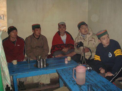 казахская команда
